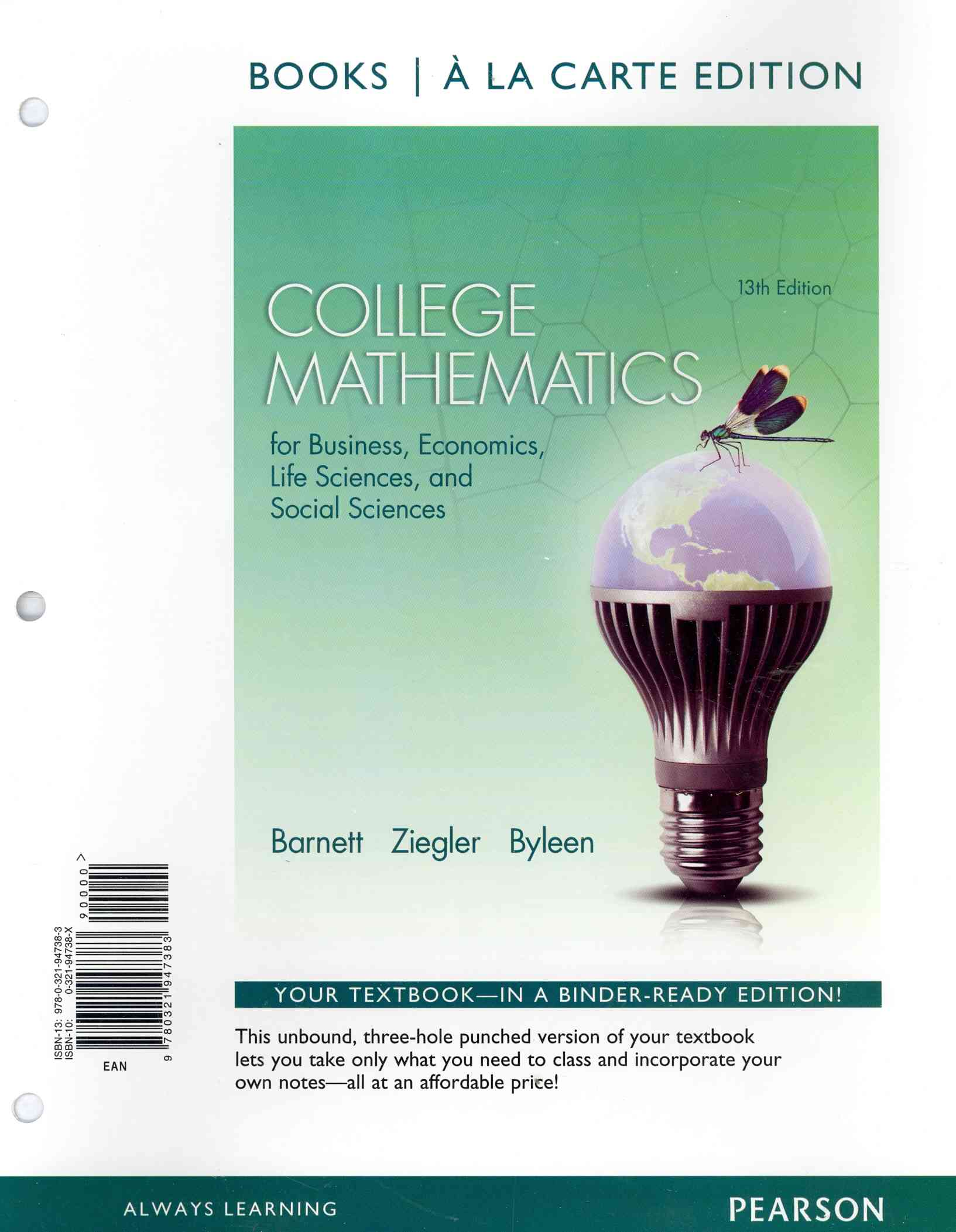 College Mathematics For Business